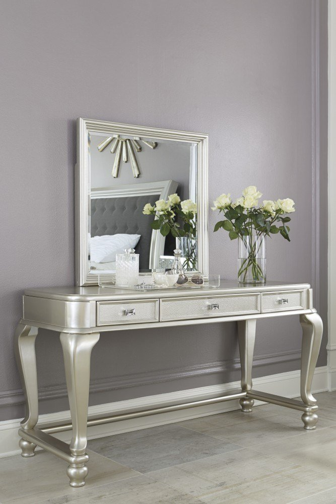 Best Coralayne Vanity Mirror B650 22 25 Bedroom Vanities With Pictures