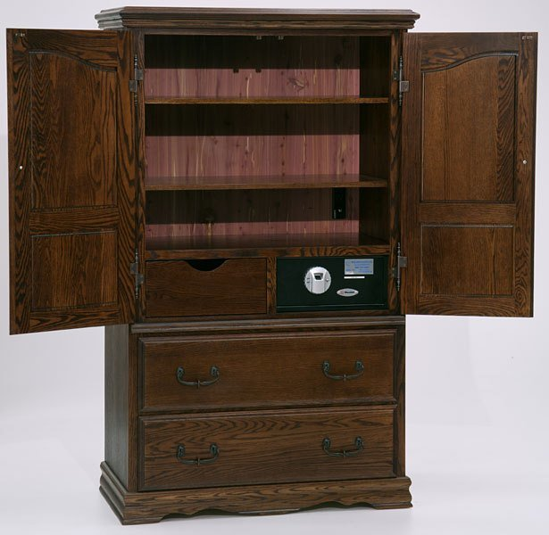 Best Bedroom Furniture Safe Chest American Made With Pictures
