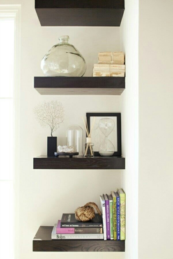 Best Decorative Shelves Enhance Any Room With Pictures