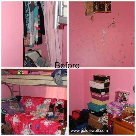 Best Gwolf Design Room Makeover 8 Year Old Girl Livingforj With Pictures