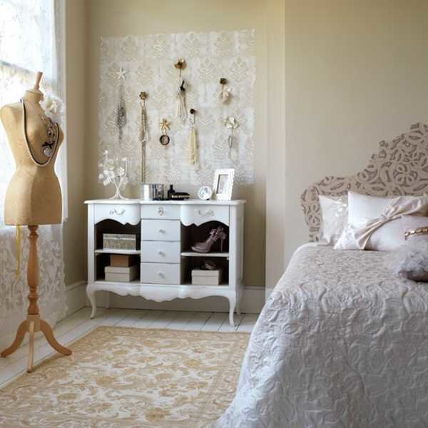 Best 20 Charming Bedroom Decorating Ideas In Vintage Style With Pictures