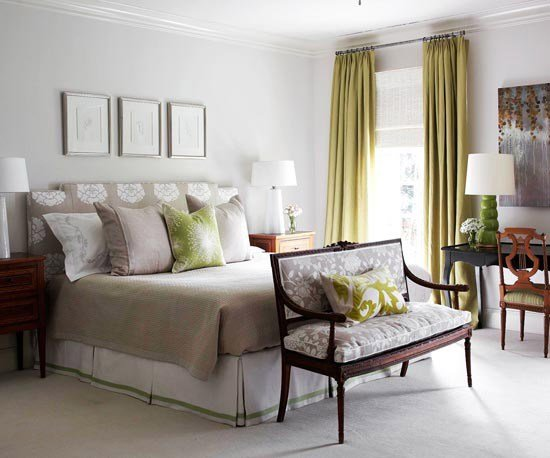 Best Bedroom Inspiration Gray Green Designocd With Pictures
