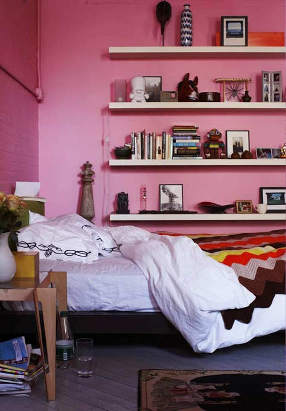Best 10 Perfect Pink Bedrooms Design Sponge With Pictures