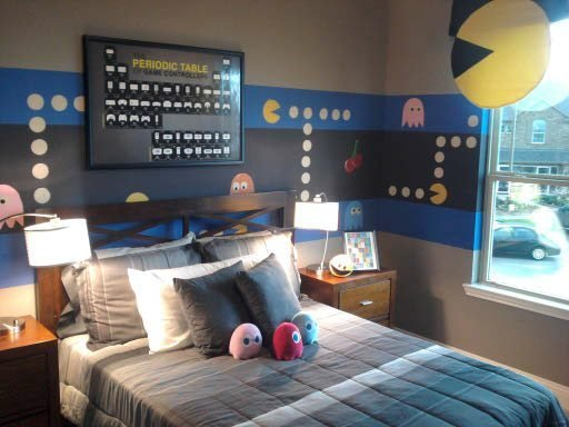 Best Kids Video Game Themed Rooms Design Dazzle With Pictures