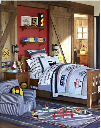 Best Kids Room Ideas Trains Design Dazzle With Pictures