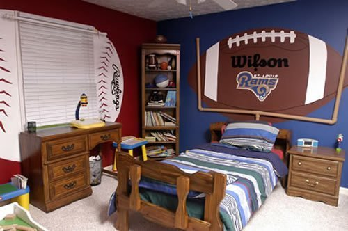 Best 20 Boys Football Room Ideas Design Dazzle With Pictures