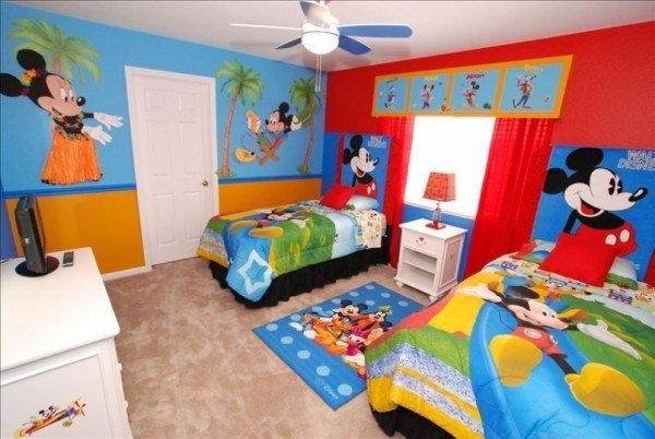 Best Mickey Room Ideas Design Dazzle With Pictures