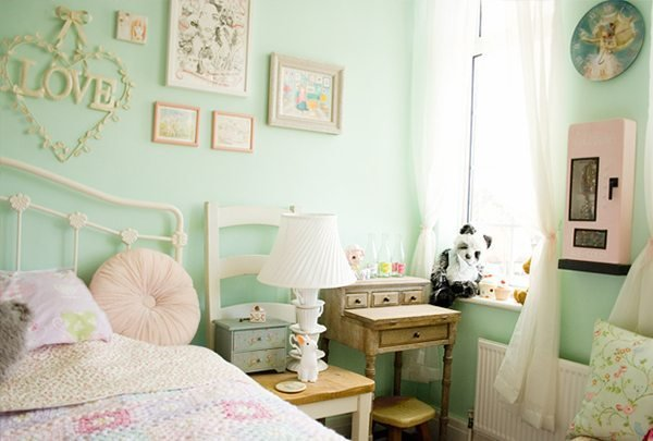 Best Colorful Bedroom Ideas For Your Kawaii Bedroom Heart With Pictures
