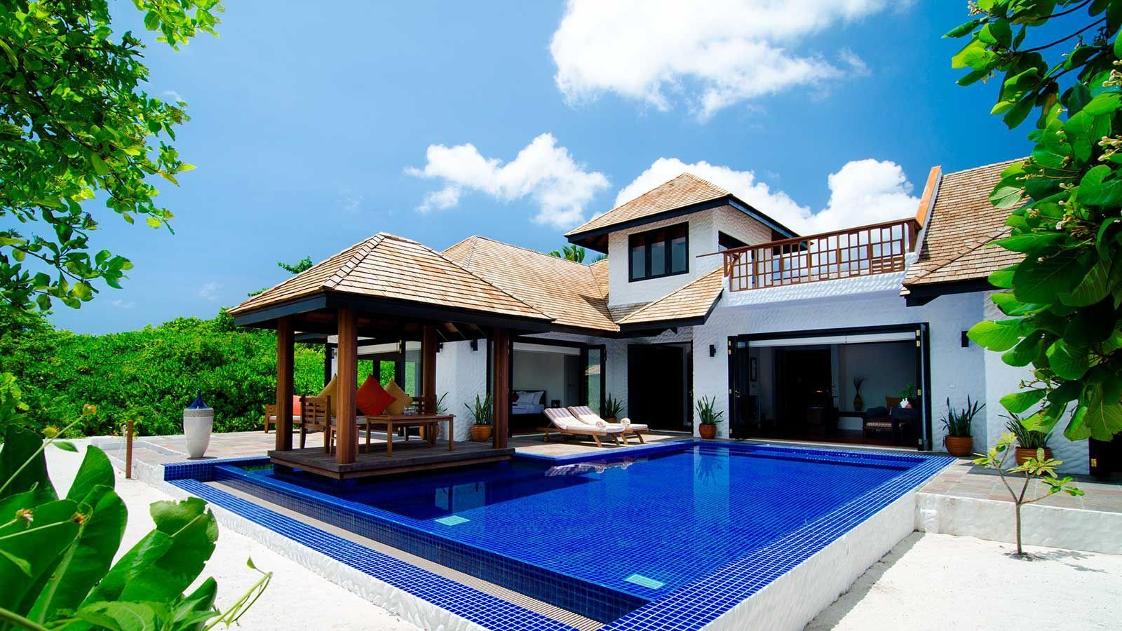 Best Maldives Family Pool Villas Luxury Family Villas Maldives With Pictures