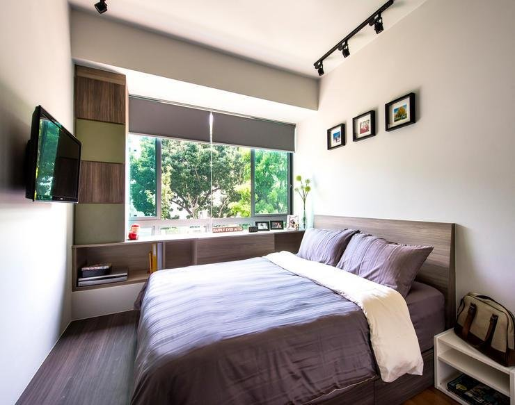 Best 11 Bedroom Storage Ideas Every Small Home Must Have Home Decor Singapore With Pictures