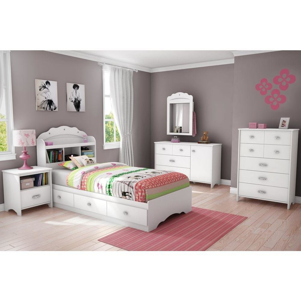 Best Dressers Bedroom Furniture Furniture The Home Depot With Pictures