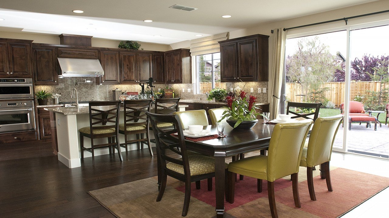 Best Dining Room Kitchen Island Next To Dining Table Pictures With Pictures