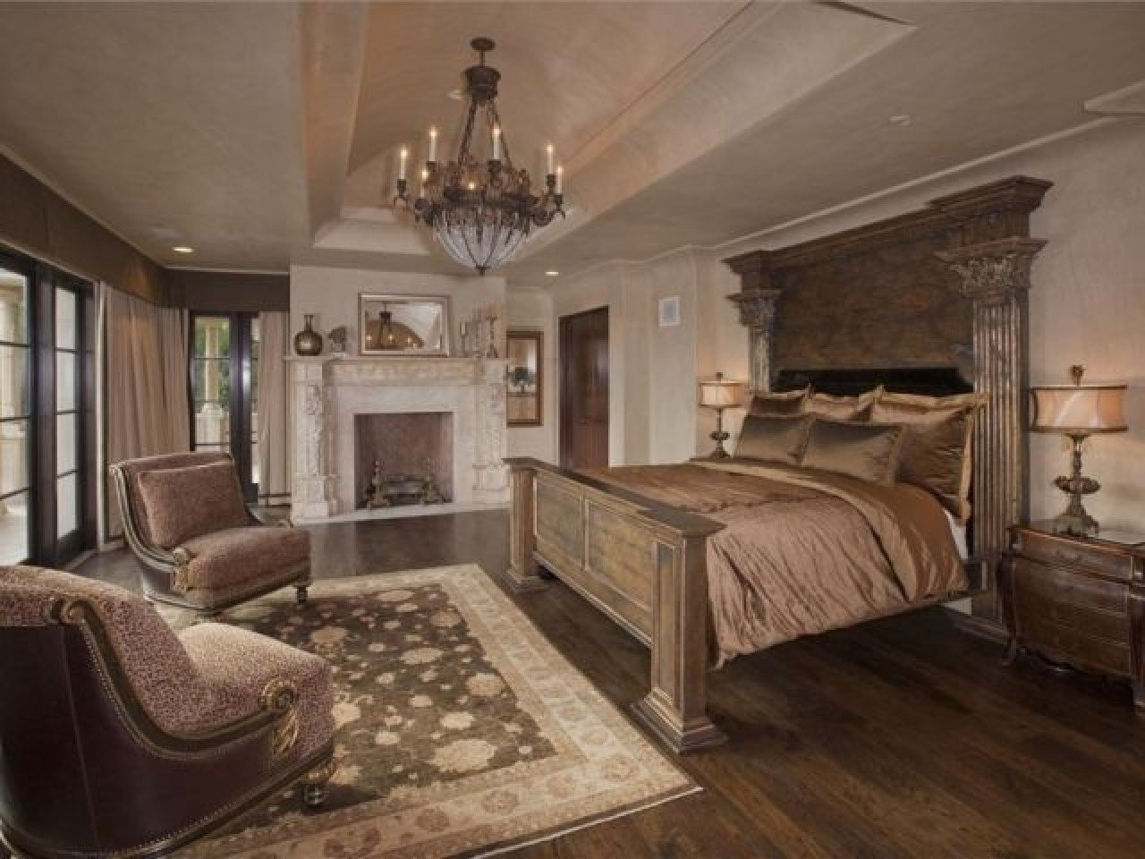 Best Bedroom Restful Taupe Bedroom Pictures Decorations With Pictures