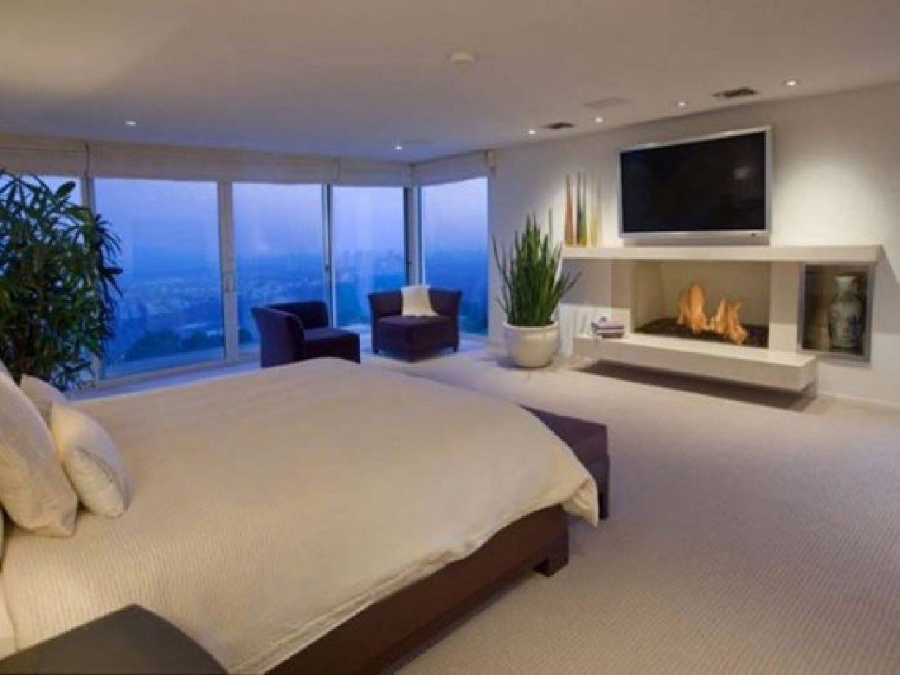 Best Modern Bedroom With Tv Designs With Pictures