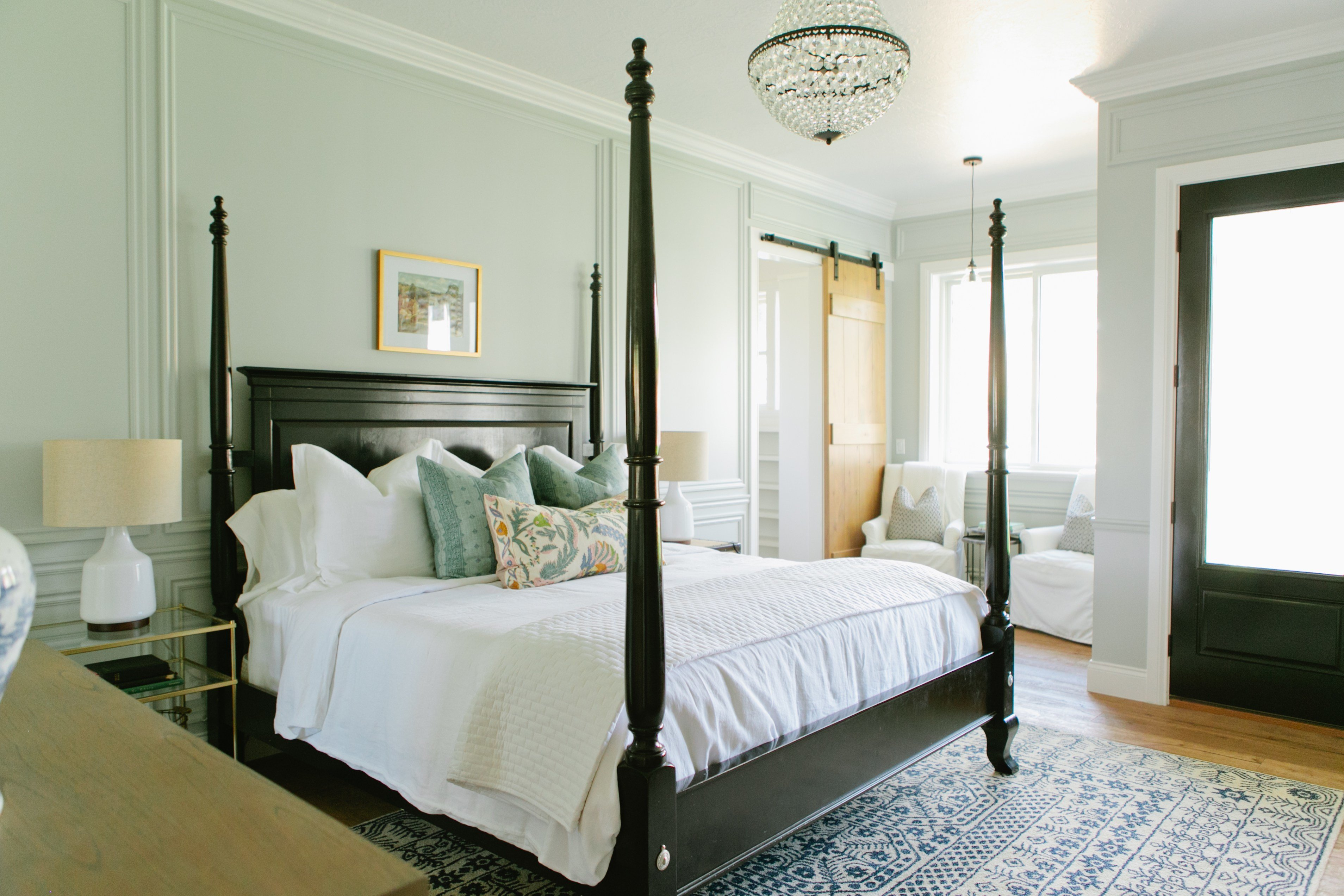 Best The Modern Farmhouse Project Master Bedroom And Bathroom With Pictures