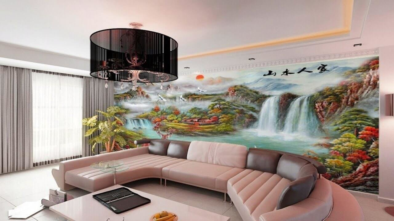 Best 17 Marvellous Wall Painting Ideas To Refresh Your Home With Pictures