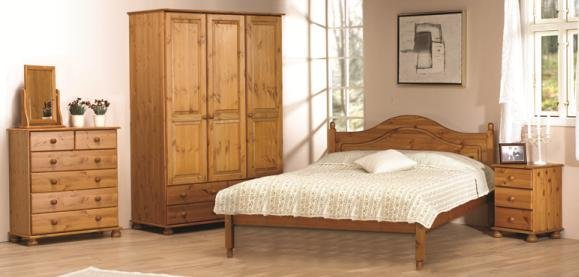 Best Richmond Pine Bedroom Furniture With Pictures
