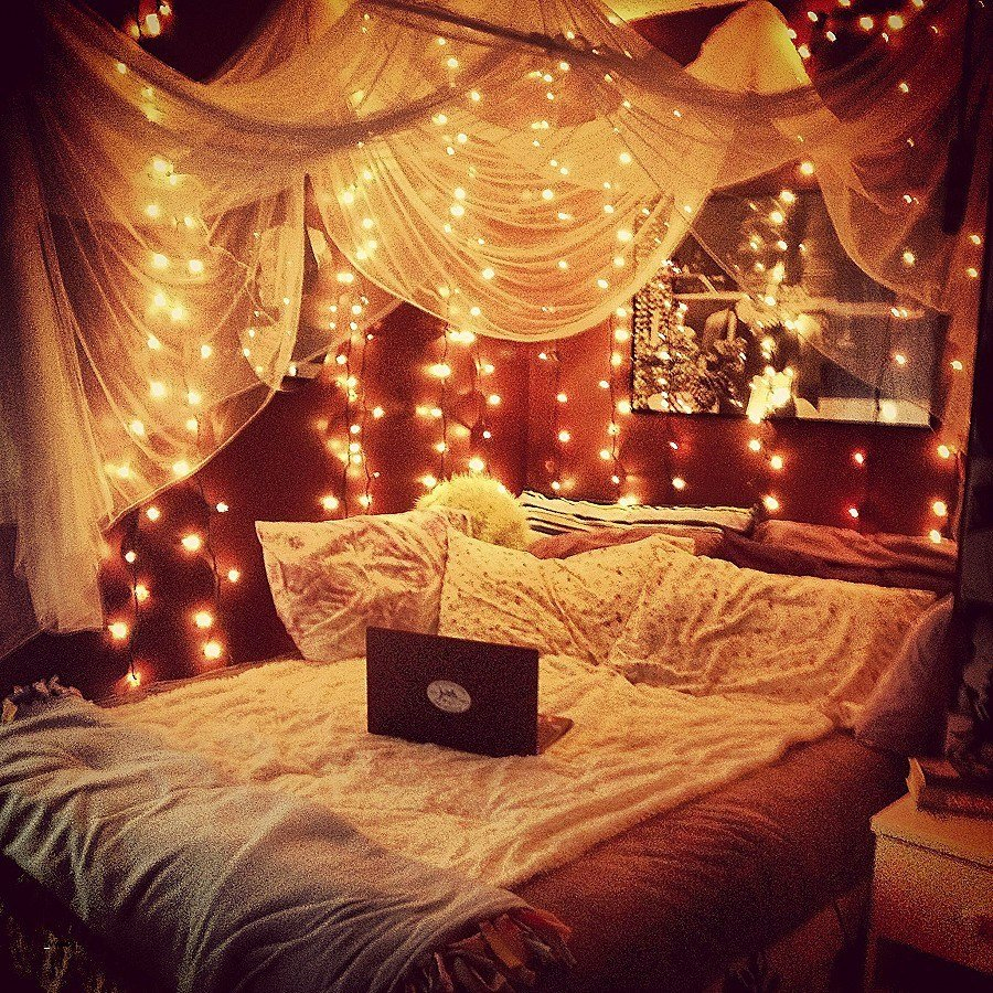 Best Decorative Lights For Bedroom Elegant Fairy Room Decor With Pictures