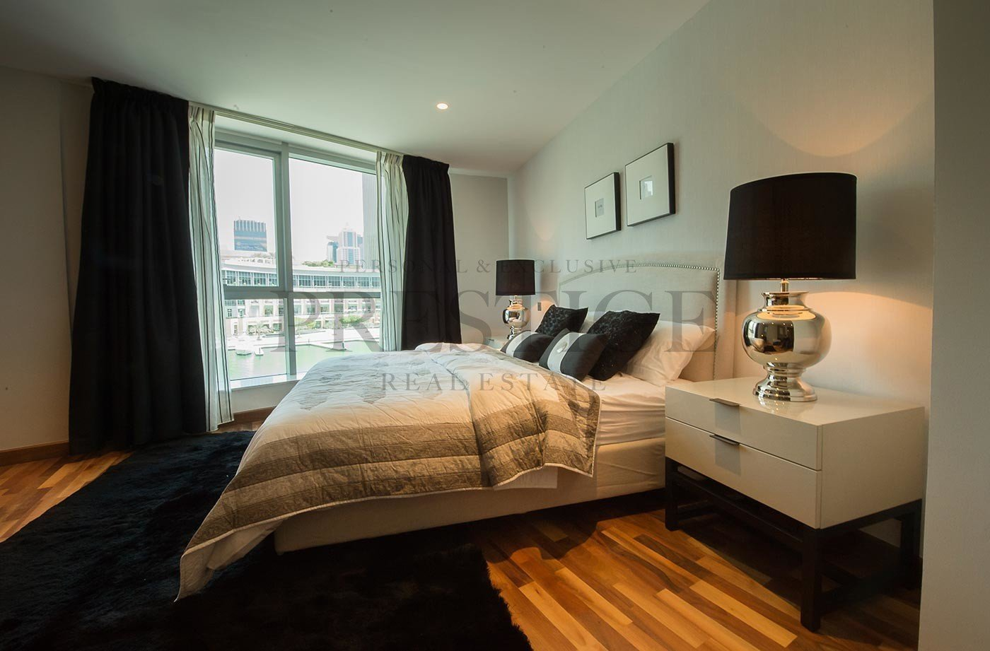Best Prestigedubai 549397 One Bedroom Two Bathroom Apartment To Rent In Bay Central Dubai Marina With Pictures