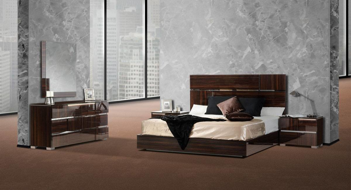 Best Made In Italy Wood Luxury Elite Bedroom Furniture With Pictures