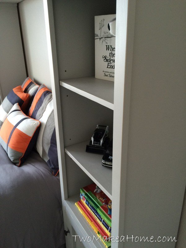 Best How To Build A Bedroom Storage Tower System Two Make A Home With Pictures