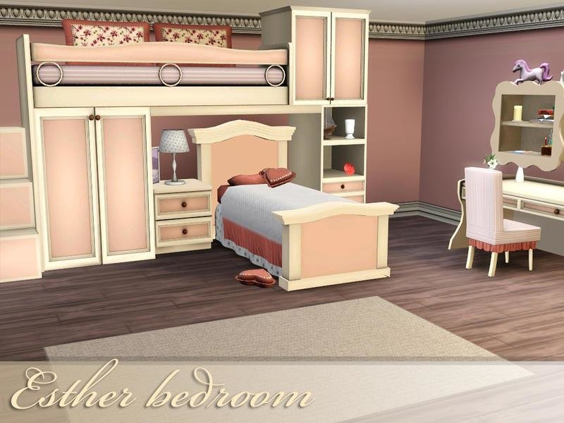 Best Spacesims Esther Bedroom With Pictures
