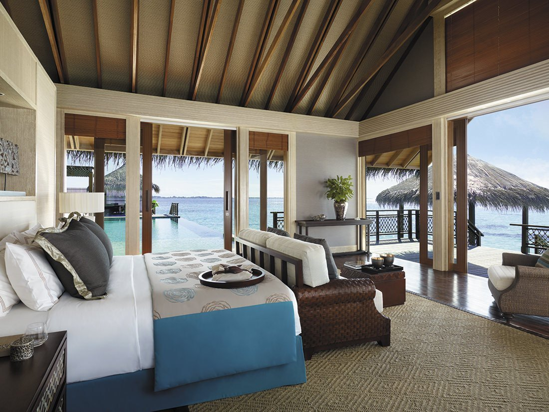 Best Le Complexe Shangri La Villingili Resort Spa Aux Maldives With Pictures