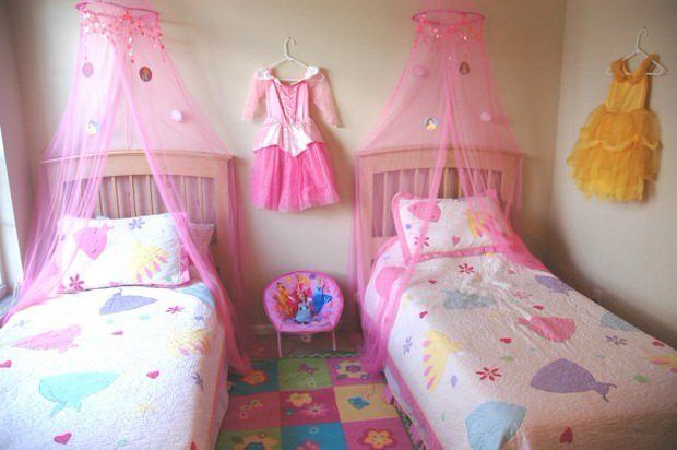 Best Princess Theme Bedroom • The Budget Decorator With Pictures