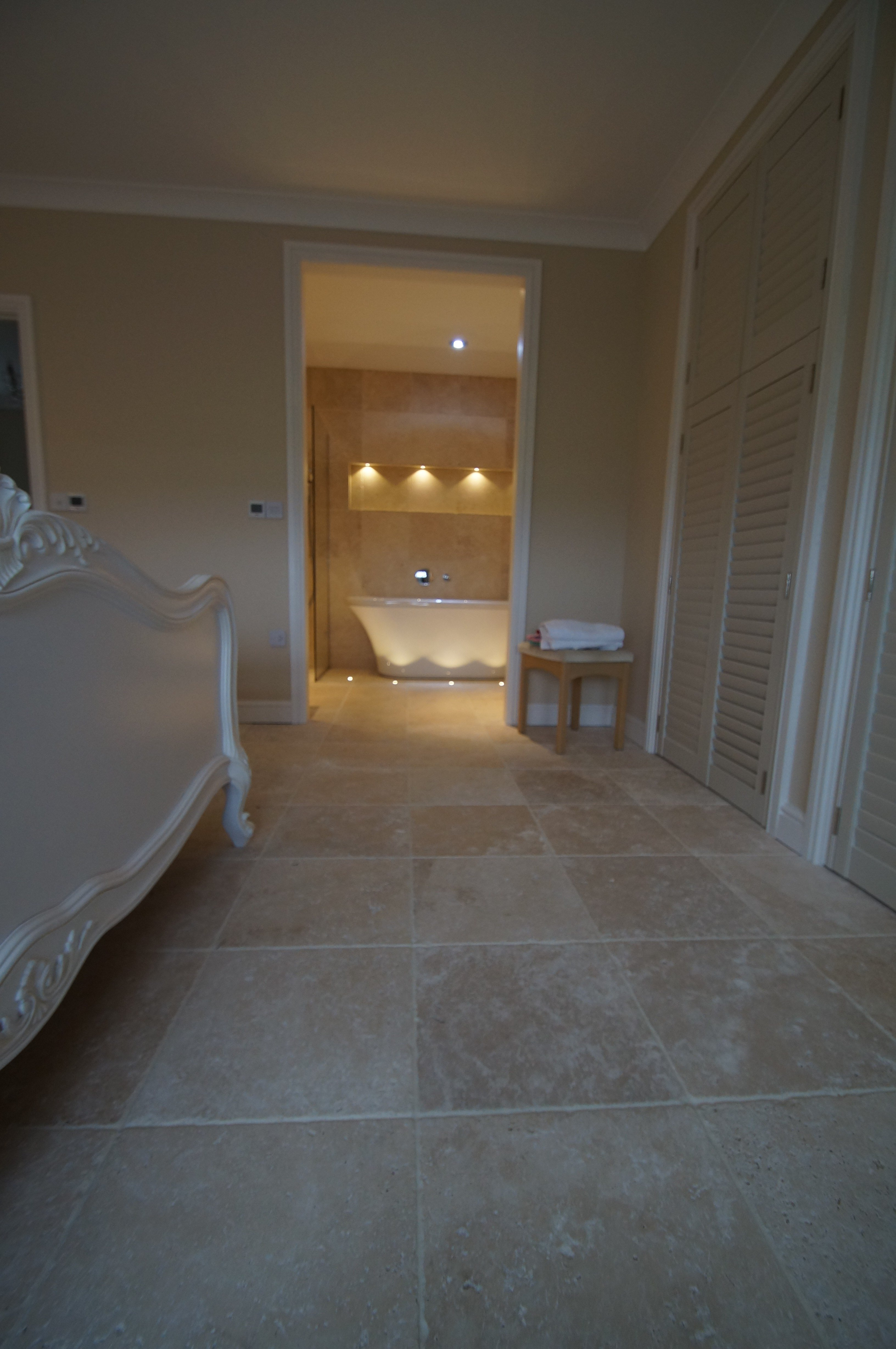 Best From Travertine Beds To Bedroom Floor – Inspirational Use With Pictures