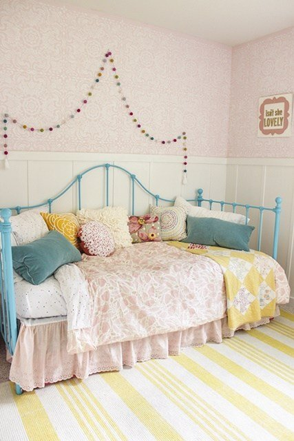Best Charming Home Tour Shades Of Blue Interiors Town With Pictures