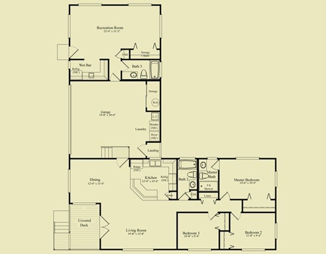 Best Luxury 4 Bedroom L Shaped House Plans New Home Plans Design With Pictures