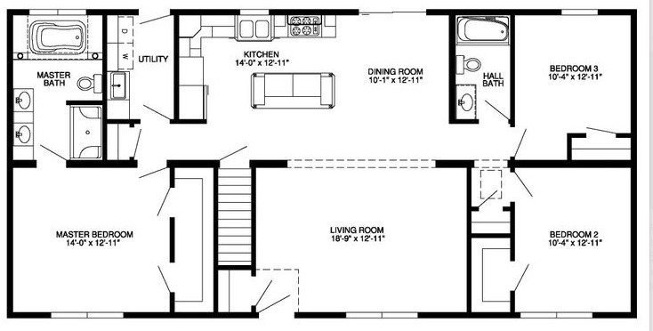 Best Awesome 4 Bedroom House Plans With Walkout Basement New With Pictures