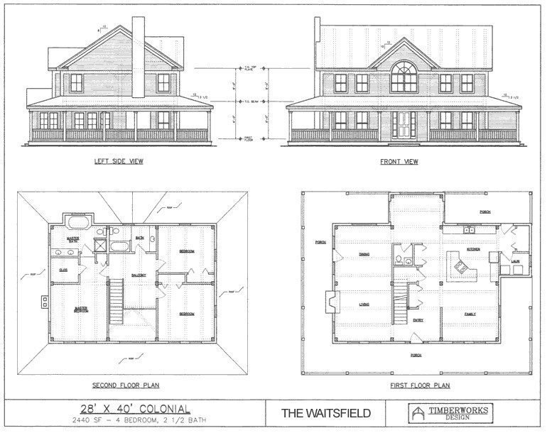 Best Elegant 4 Bedroom Timber Frame House Plans New Home With Pictures