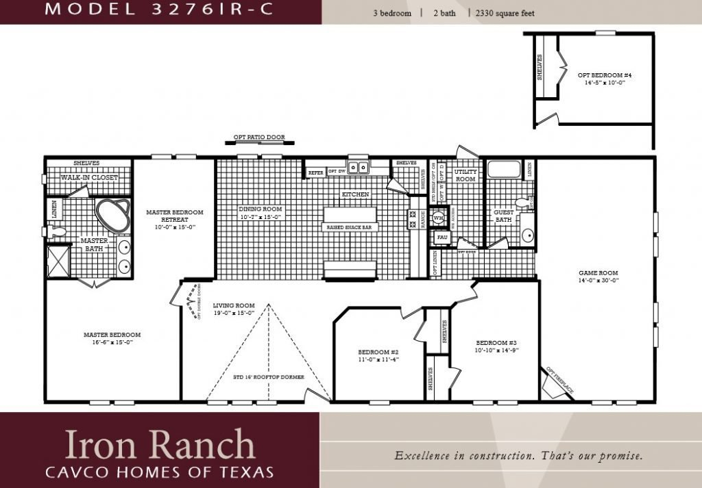 Best Beautiful 2 Bedroom 2 Bath Ranch House Plans New Home Plans Design With Pictures
