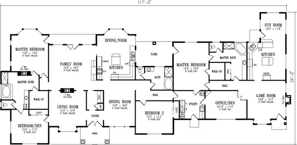Best Five Bedroom Home Plan Everyone Will Like Acha Homes With Pictures