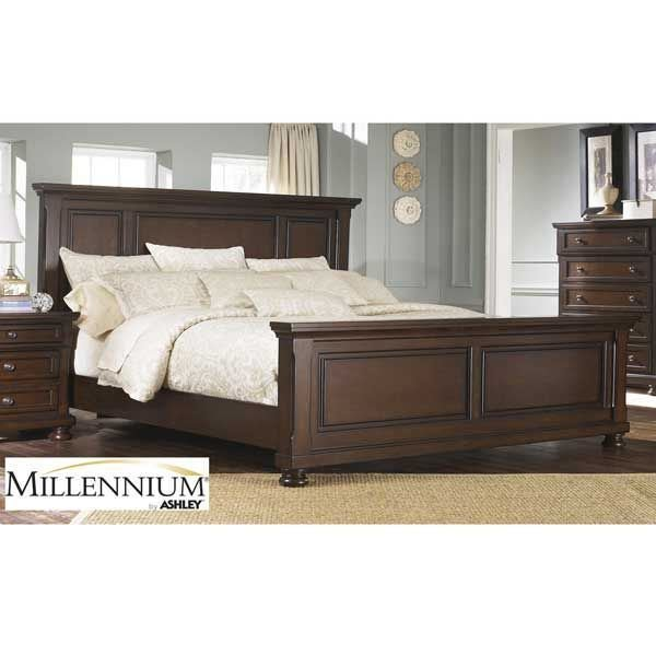 Best Porter King Panel Bed B697 Kpnlbed Ashley Furniture Afw With Pictures