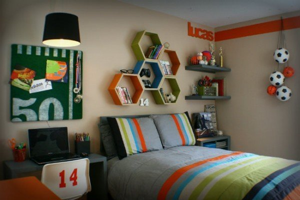 Best 15 Creative And Cool T**N Boy Bedroom Ideas With Pictures