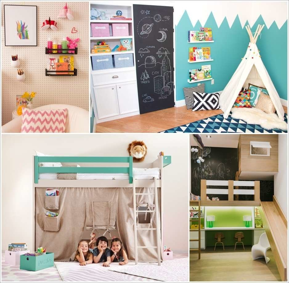 Best 20 Creative And Colorful Diy Projects For Your Kids Room With Pictures