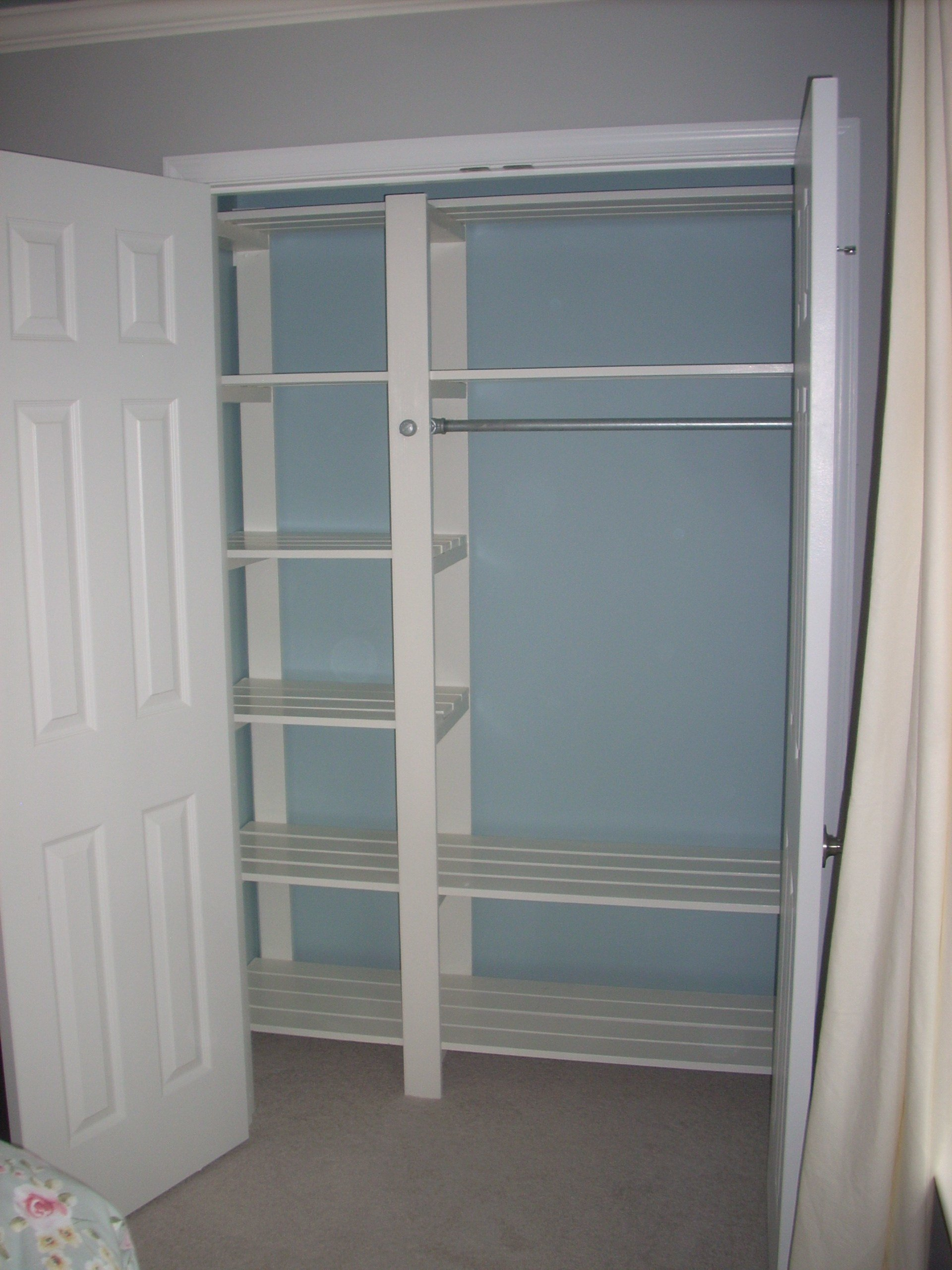 Best Ana White Guest Bedroom Closet Diy Projects With Pictures