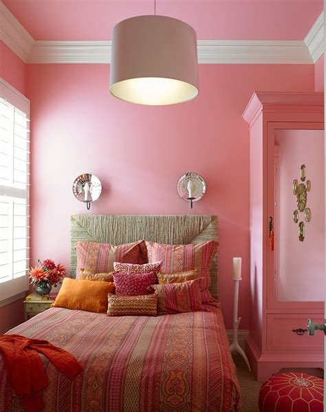 Best Luxury Girls Bedroom Decoration With Pink Color Schemes Ideas And Modern Pendant Light Above With Pictures