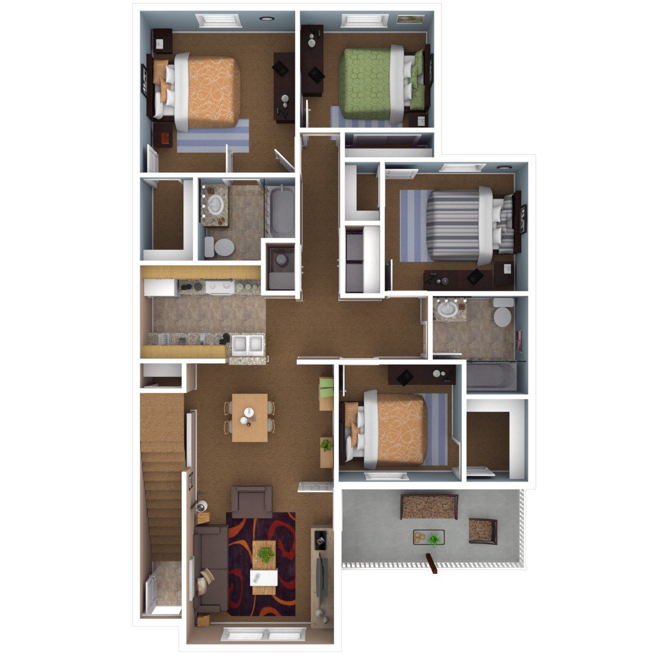 Best Apartments In Indianapolis Floor Plans With Pictures