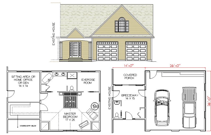Best Outstanding Garage With Bedroom Above Plans 27 In Interior With Pictures