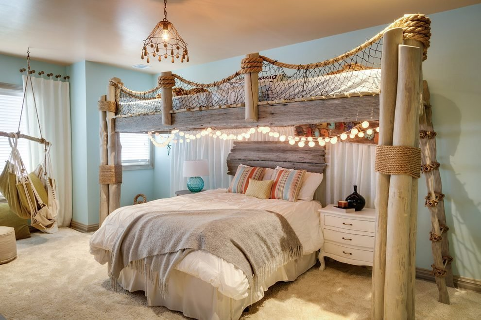 Best Beach Themed Bedroom Beach Style Beach Theme With With Pictures