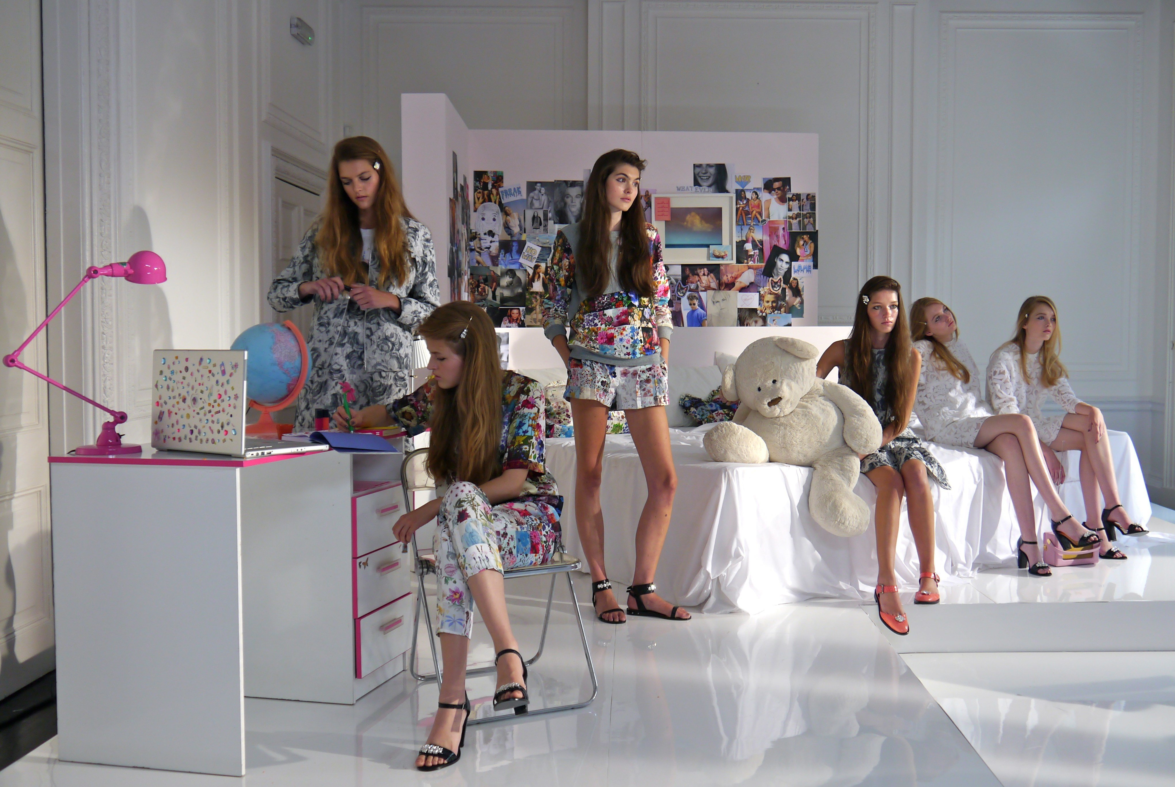Best Lfw Ss14 Day 2 Part 2 La Petite Anglaise With Pictures