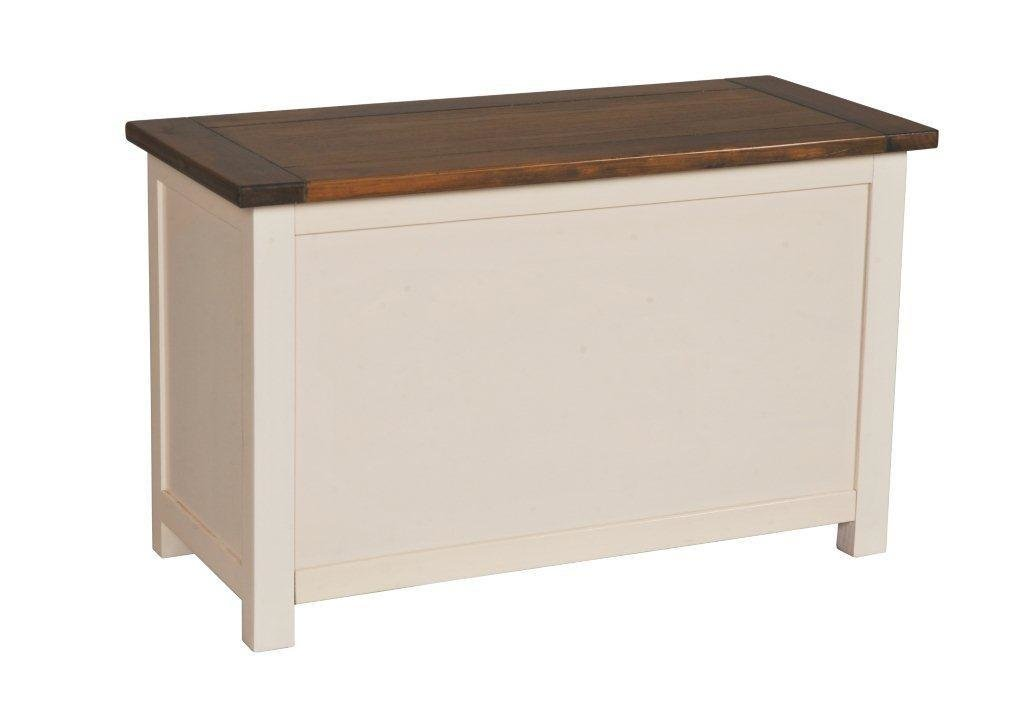 Best Pembroke Painted Pine Bedroom Furniture Blanket Storage Box Chest Trunk Ebay With Pictures