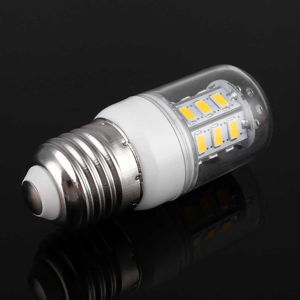 Best 110V 3W Smd 5730 Corn 24 Led Bulb Home Bedroom Lighting With Pictures