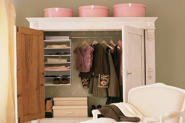 Best Clothes Storage Ideas Organizing A Small Bedroom Closet With Pictures