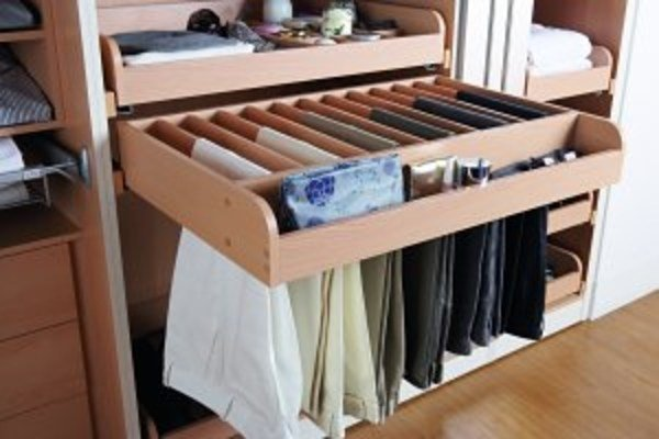 Best Clever Wardrobe Storage Clothing Storage Ideas For Small With Pictures