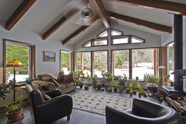 Best Sunroom Conversion Converting Garage Into Master Suite With Pictures