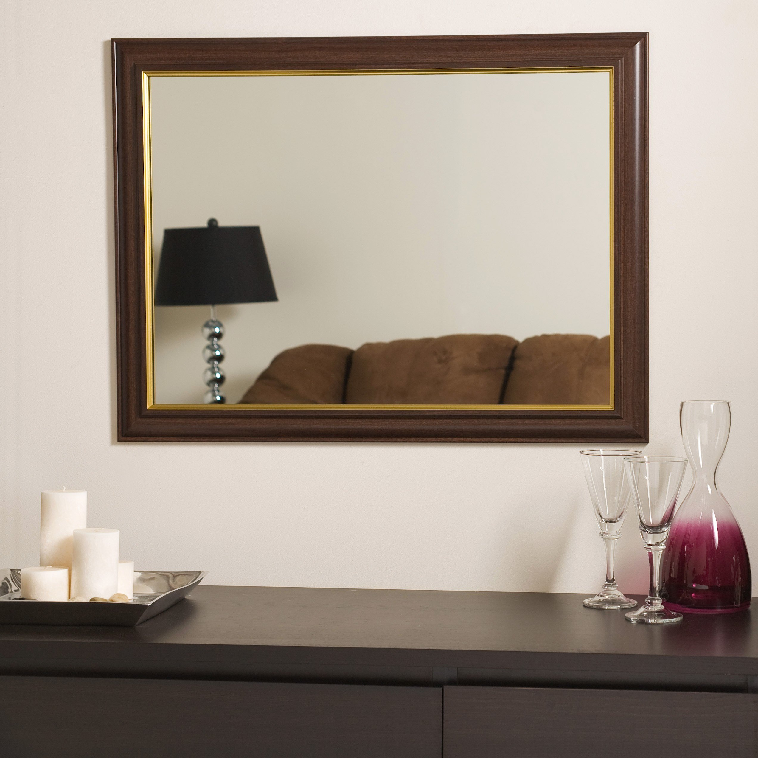 Best 22 Mirror Decor For Walls Decorative Wall Mirrors For Any Space The Latest Home Mcnettimages Com With Pictures